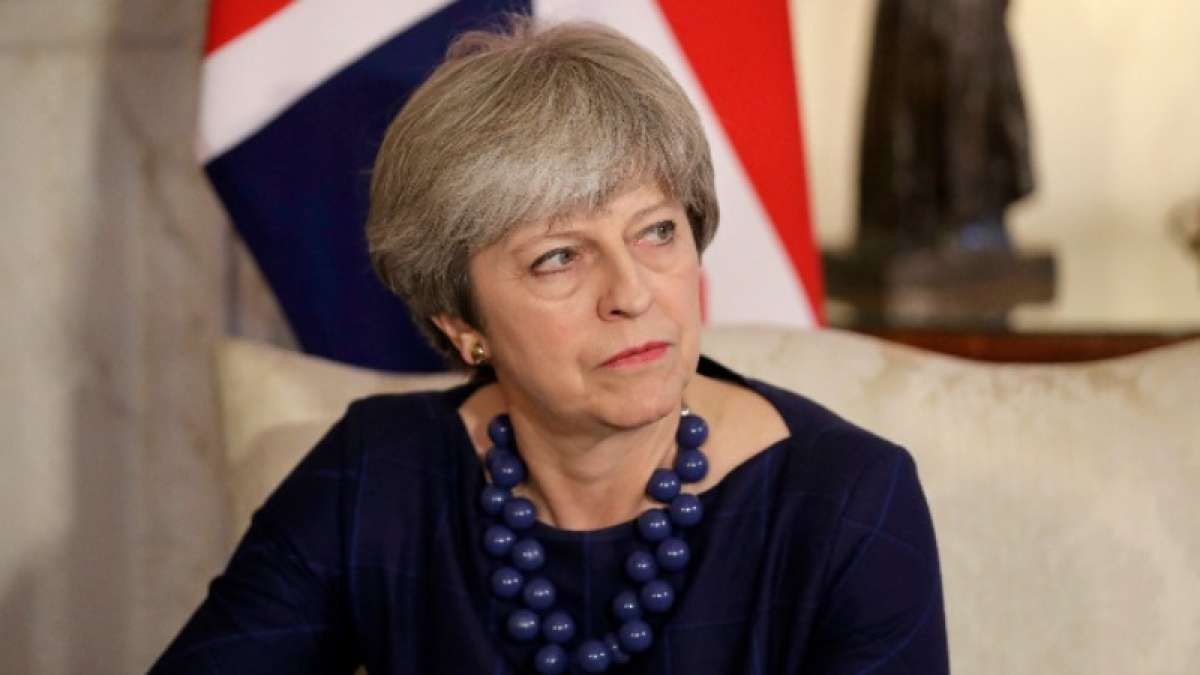 Brexit: PM says critics of her deal risking democracy