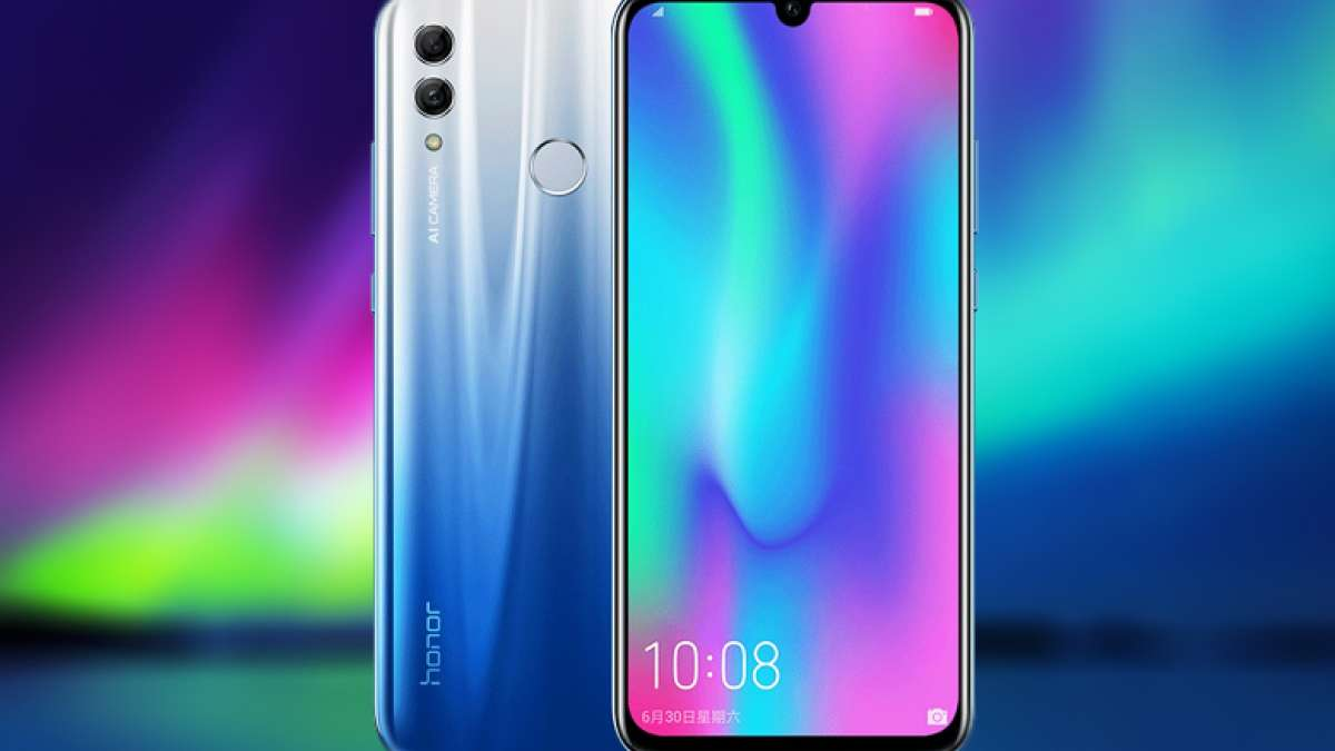 Honor 10 Lite with 24MP selfie camera, dewdrop notch to be launched in mid-Jan; Check features, price and more
