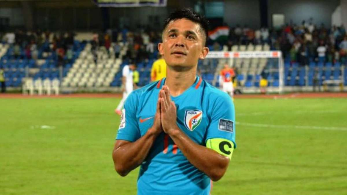AFC Asian Cup 2019: Sunil Chhetri praises teammates after opening win