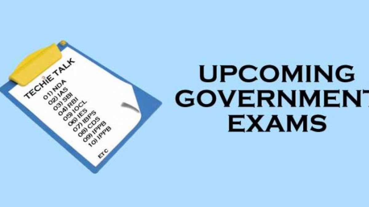Upcoming government jobs exams 2019: Full list and details