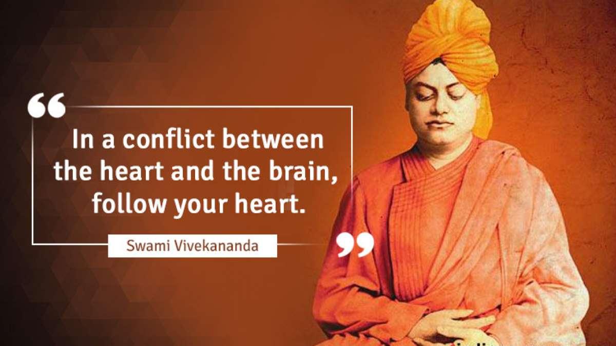 India is celebrating the 156th birth anniversary of Swami Vivekananda