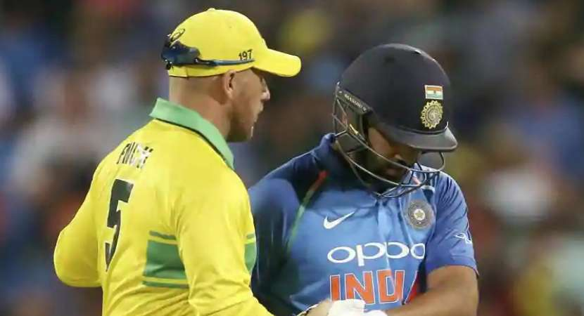 Rohit Sharma's ton goes in vain as India lose first ODI by 34 runs