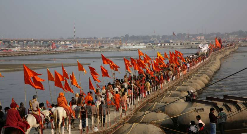 Automatic Weather Stations App: Special weather services for Kumbh Mela in Prayagraj