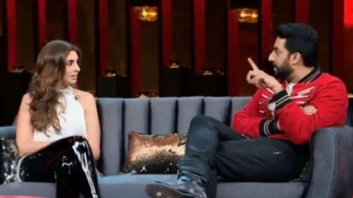 'Koffee with Karan 6' promo: Wife or mother? Check out Abhishek Bachchan's answer
