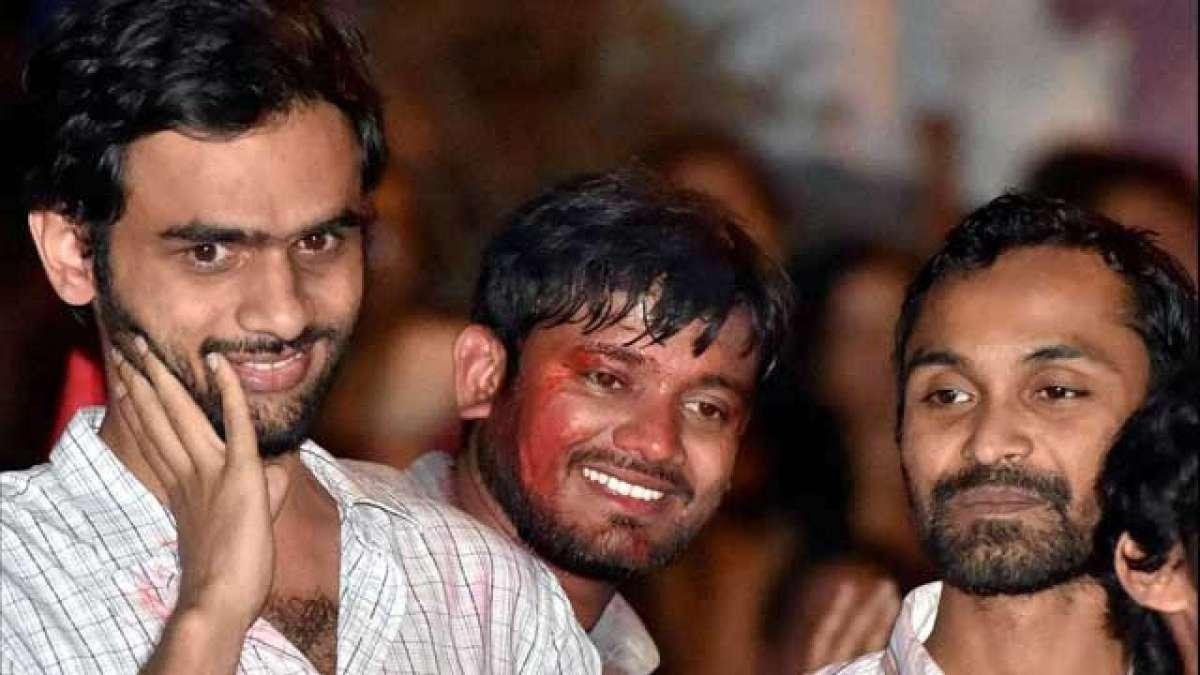 JNU sedition case: Chargesheet filed against Kanhaiya Kumar, Umar Khalid and others
