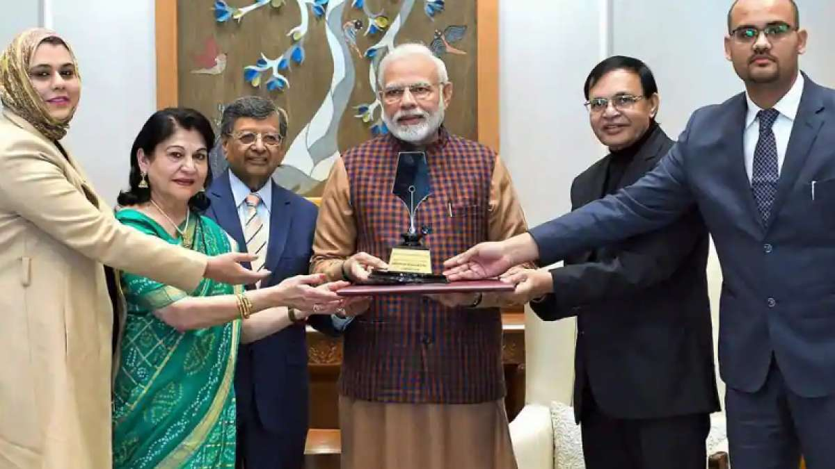 PM Narendra Modi honoured with first-ever Philip Kotler Presidential award