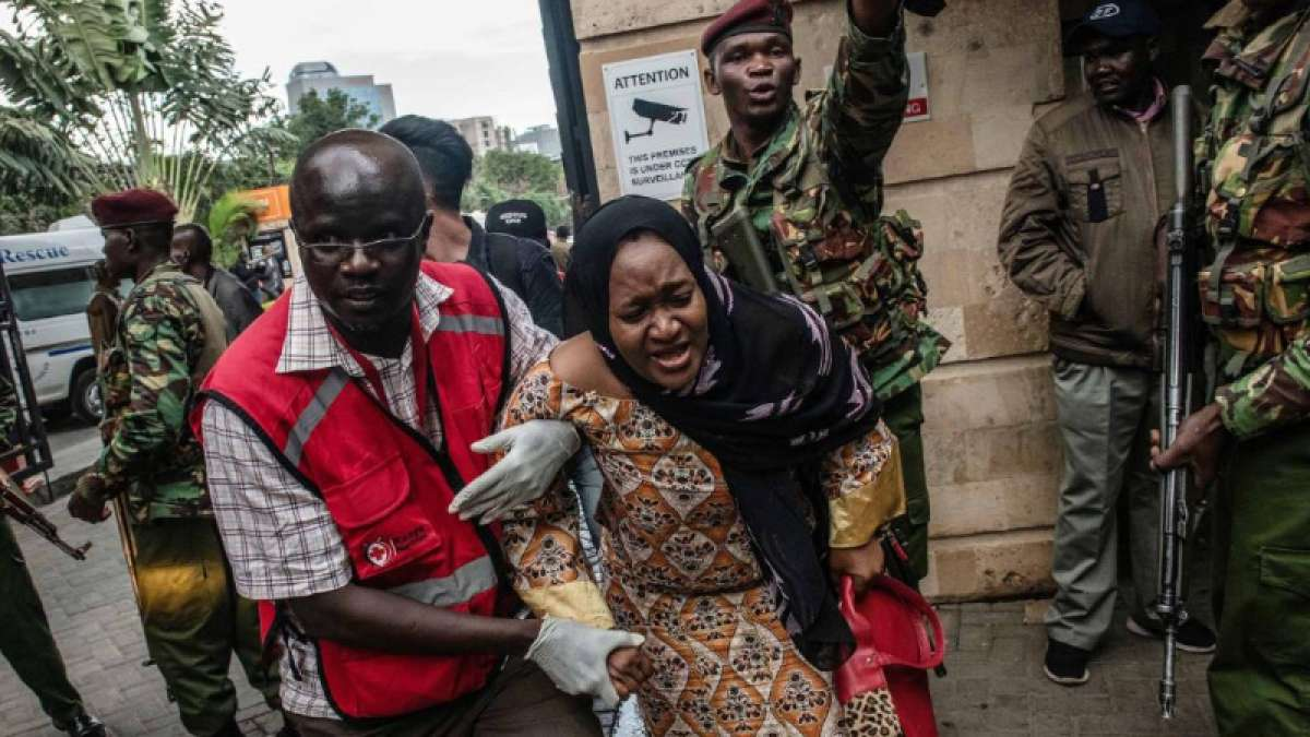 Al Shabaab claims Kenyan hotel attack, death toll crosses 15