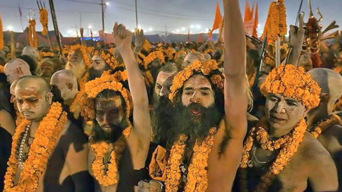 Kumbh's first day drew record 2.25 cr devotees: UP CM