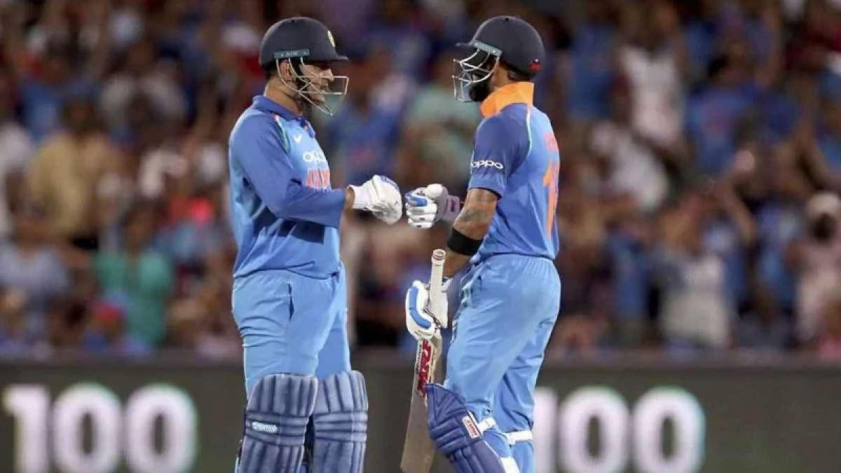 India vs Australia: MS Dhoni, Virat Kohli guide India to win, ODI series levelled