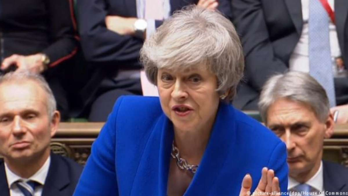 UK Prime Minister Theresa May survives no-confidence motion