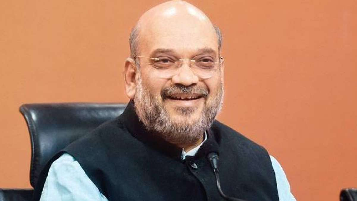 BJP President Amit Shah discharged from AIIMS after contracting swine flu