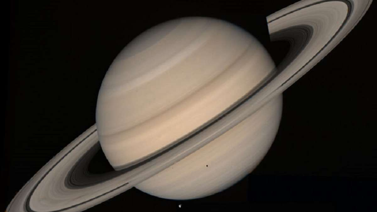 NASA's Cassini spacecraft: Scientists finally know how long a day is on Saturn: 10:23:38