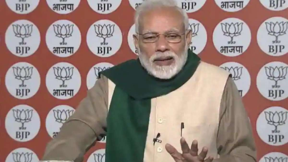 Upper caste quota has given sleepless nights to Opposition: PM Narendra Modi