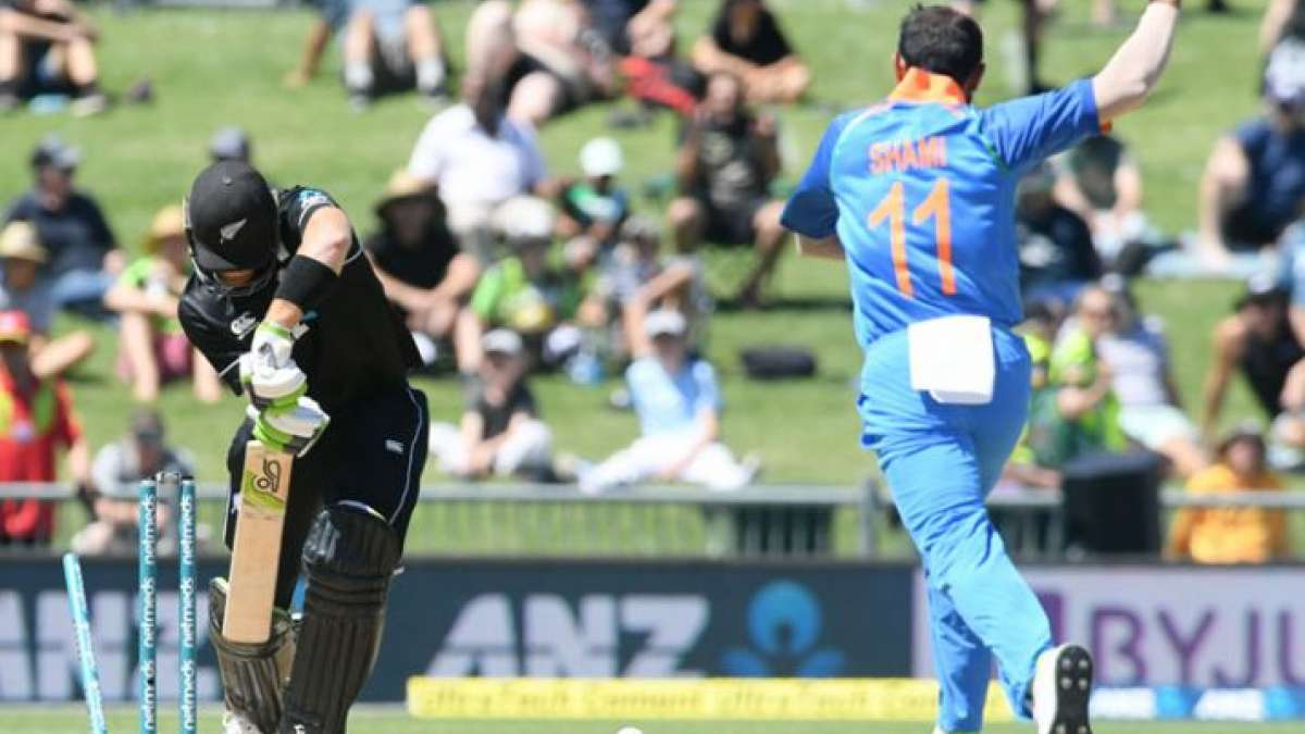 India vs New Zealand, 1st ODI Live Cricket Score in Napier