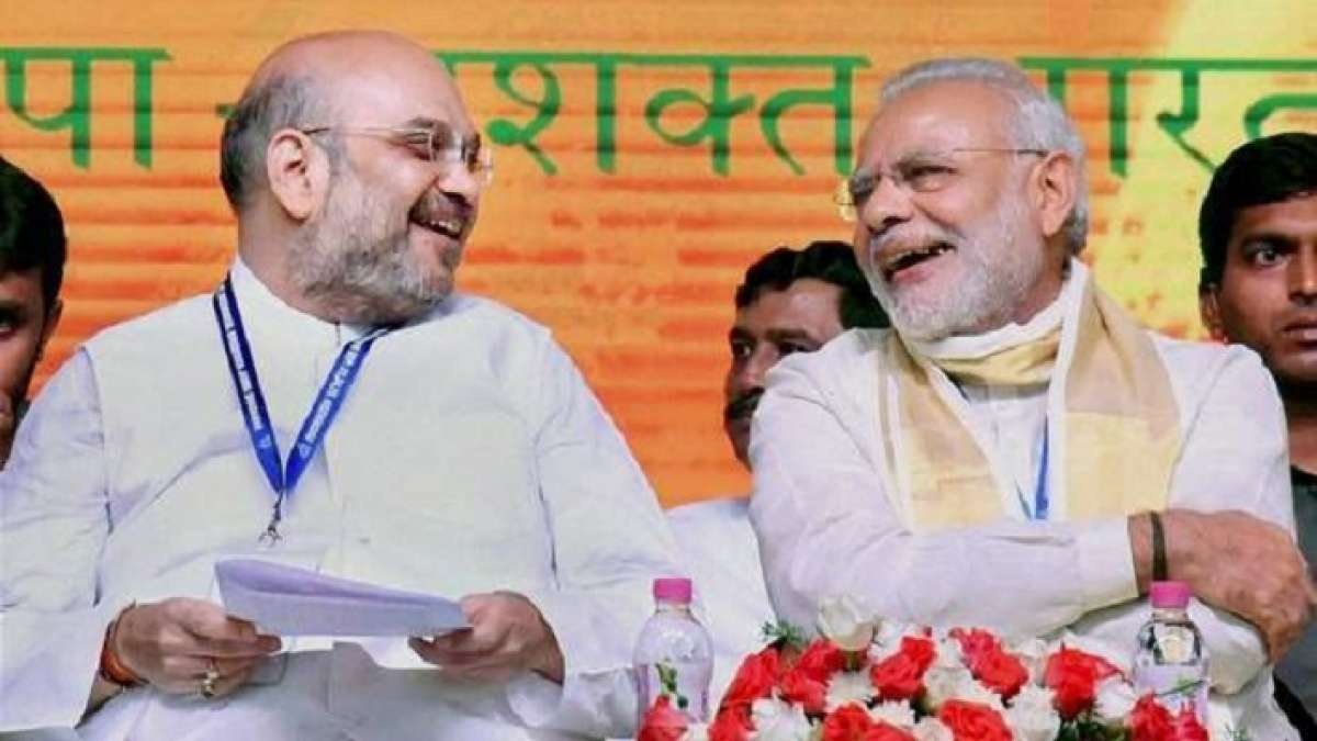 Lok Sabha Election 2019: PM Narendra Modi, Amit Shah tear into the Opposition