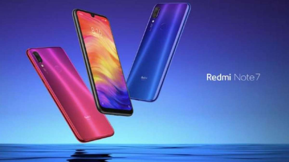 Redmi Note 7 smartphone with 48 MP camera to launch soon In India; Check features and more
