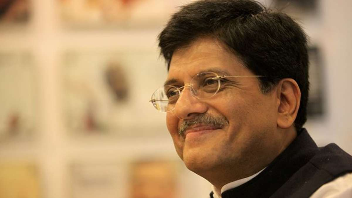 """New job opportunities for 2.25-2.50 lakh people has been created, process for 1.50 lakh vacancies is underway. So Railways, in a way, will be providing 4 Lakh jobs,"" Railway Minister Piyush Goyal said"