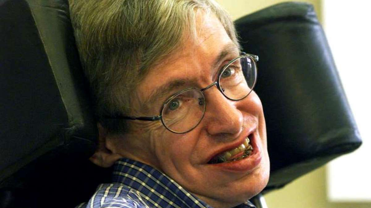 Late Scientist Stephen Hawking