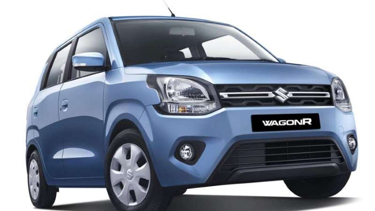 The new Wagon R from the house of Maruti