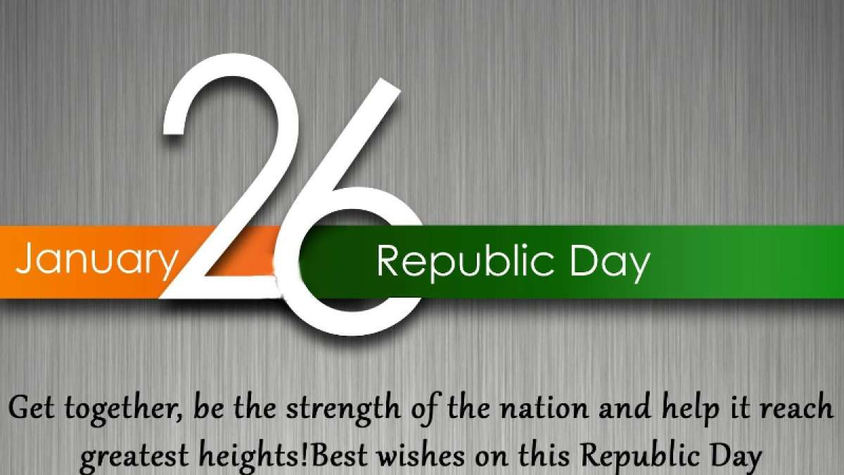 70th Republic Day: Wishes Status, Images, Quotes, SMS, Messages, Shayari for social media