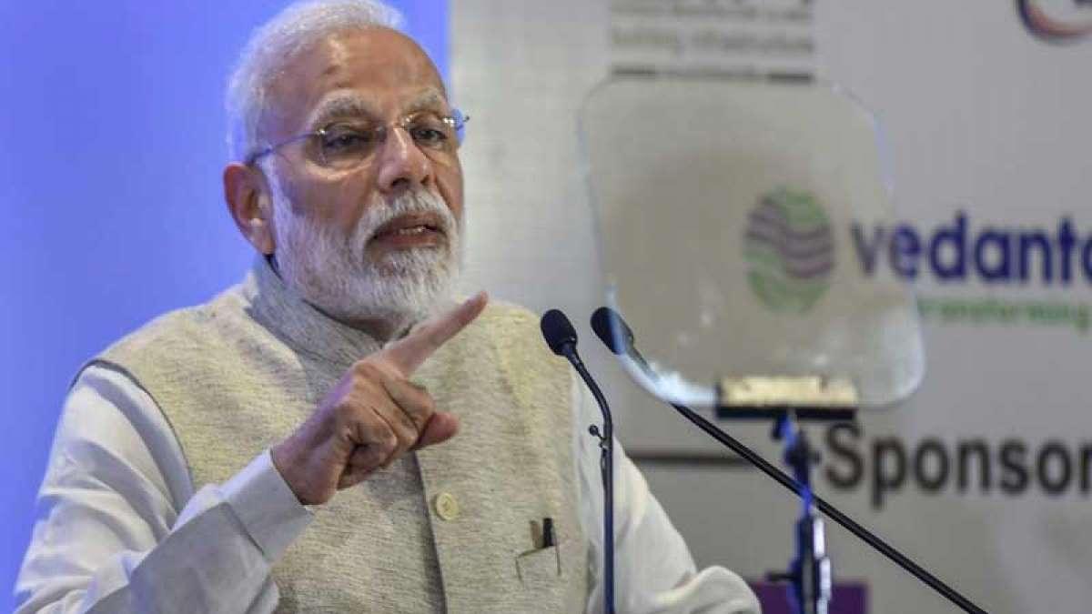 PM Narendra Modi at India South Africa Business Summit