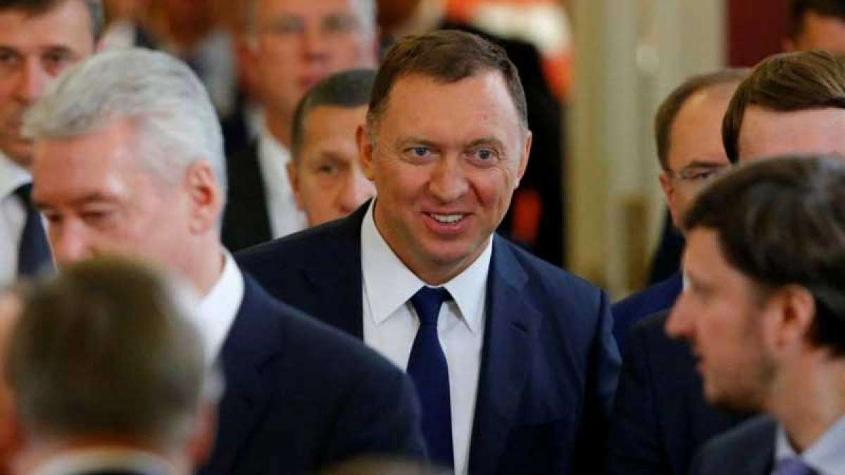 US lifts sanctions on 3 Russian firms tied to Putin ally
