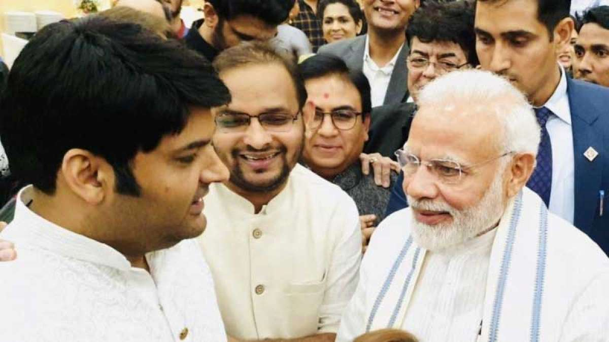 Kapil Sharma apologises to Prime Minister Narendra Modi for controversial tweets