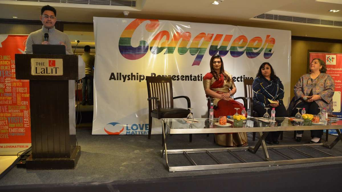 Love Matters hosts first edition of 'Conqueer'