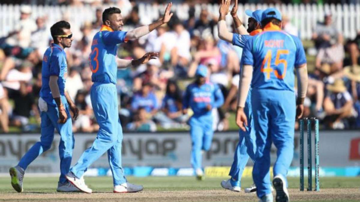 India vs New Zealand 5th ODI: India take series 4-1 with convincing victory