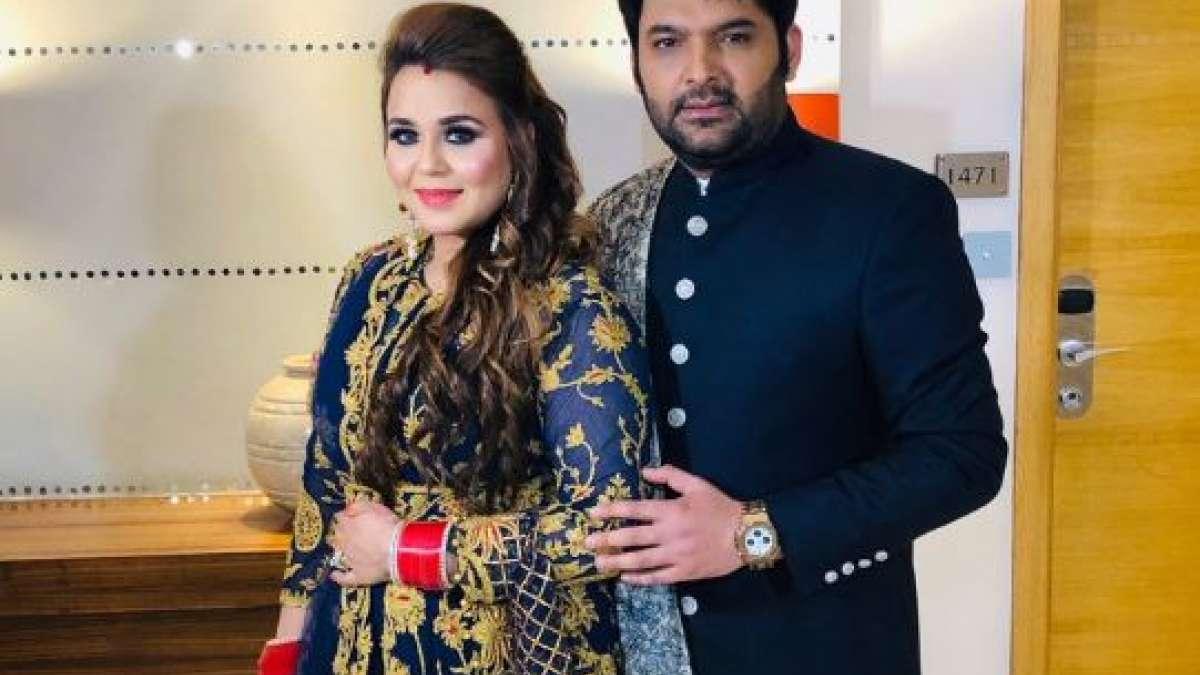 Kapil Sharma hosts wedding reception in Delhi