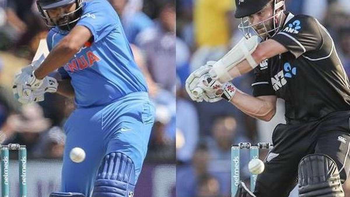 India vs New Zealand 5th ODI Match Live Cricket Score at Wellington