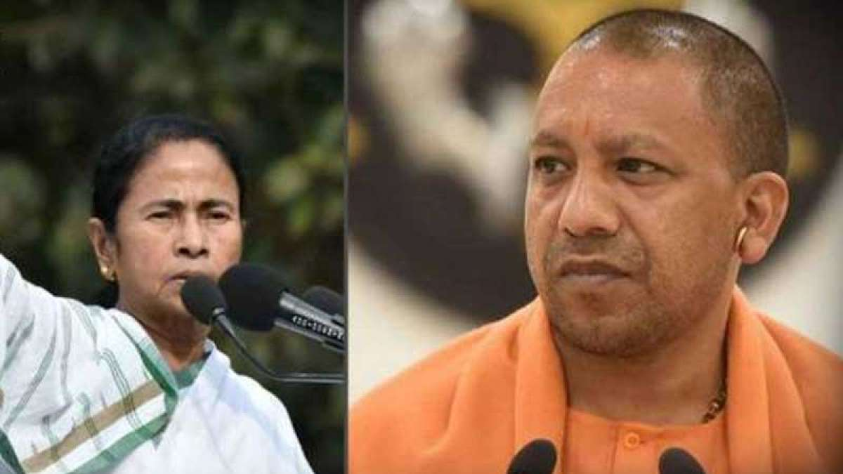 Manage Uttar Pradesh first: Mamata Banerjee advices Yogi Adityanath