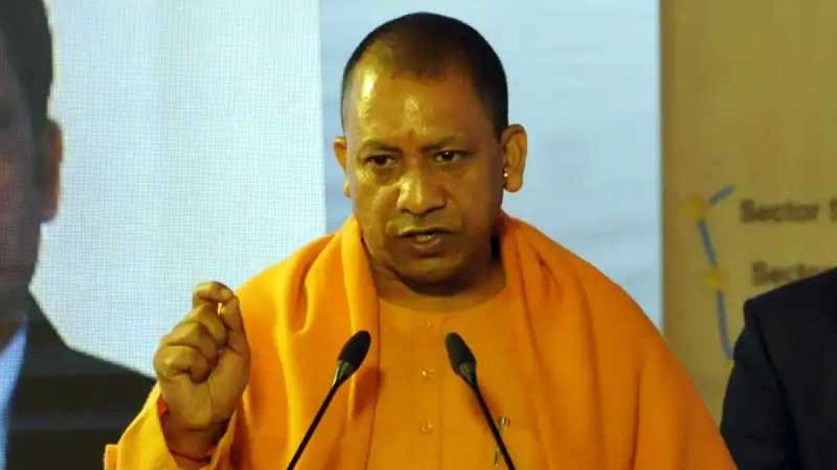 Yogi Adityanath travels by road to hold rally in Bengal