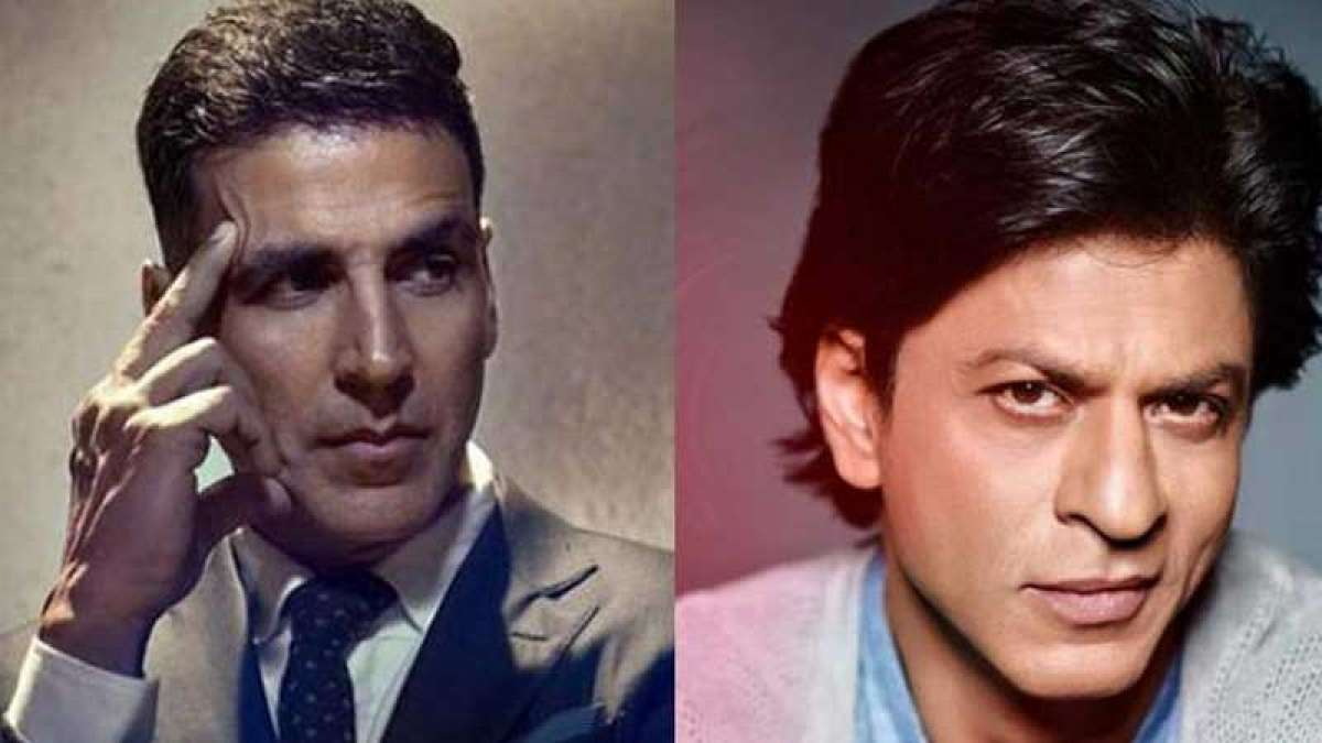 This is why Shah Rukh Khan cannot work with Akshay Kumar
