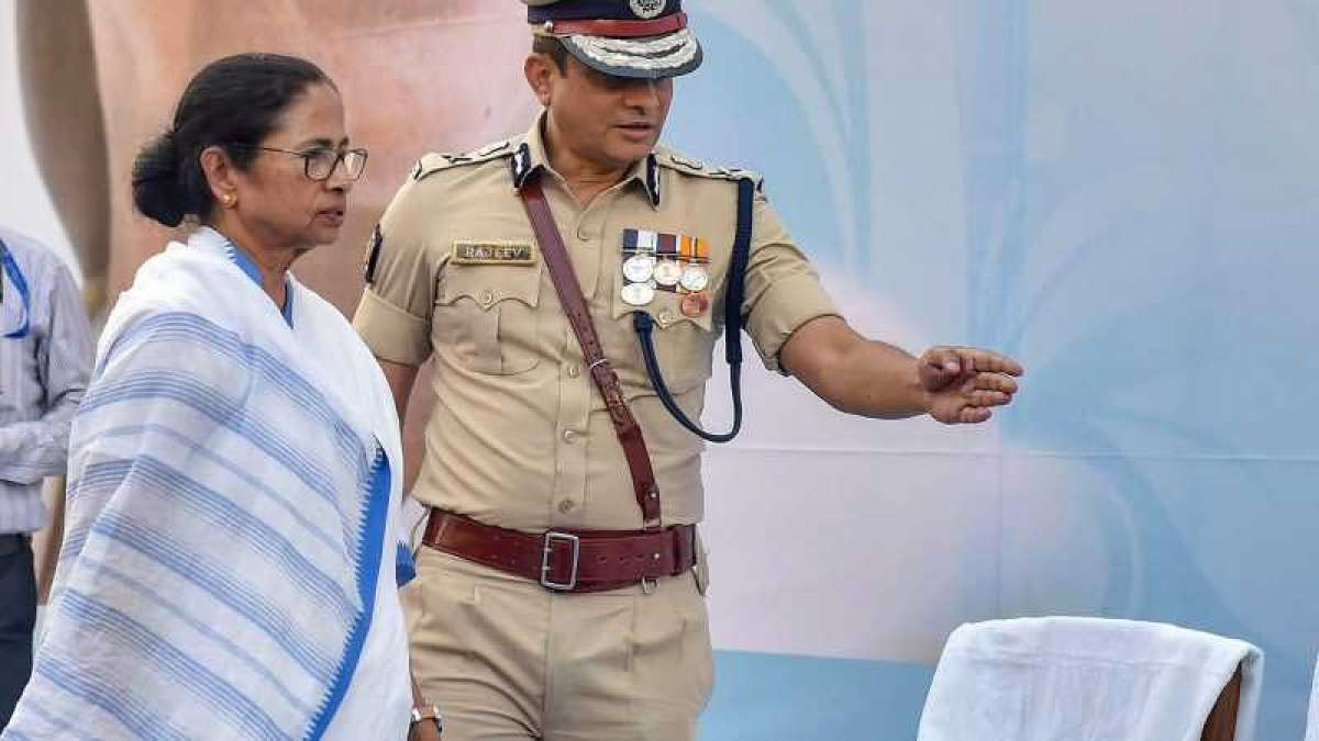 Can't arrest a police commissioner, Rajeev Kumar must cooperate with BJP: SC