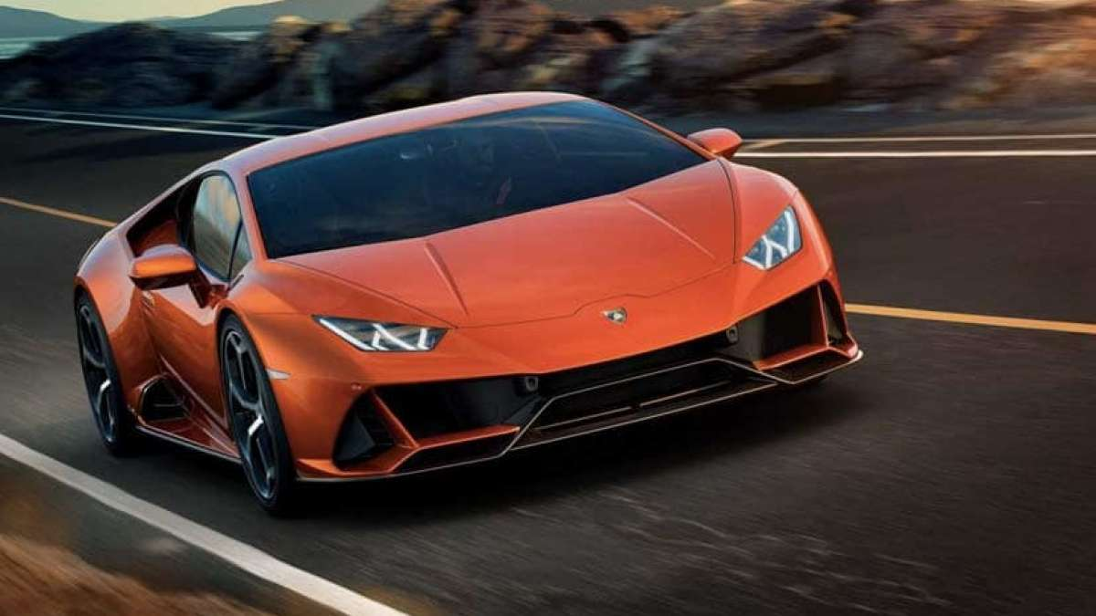 Lamborghini Huracan Evo arrives in India at a price tag of Rs 3.73 crores