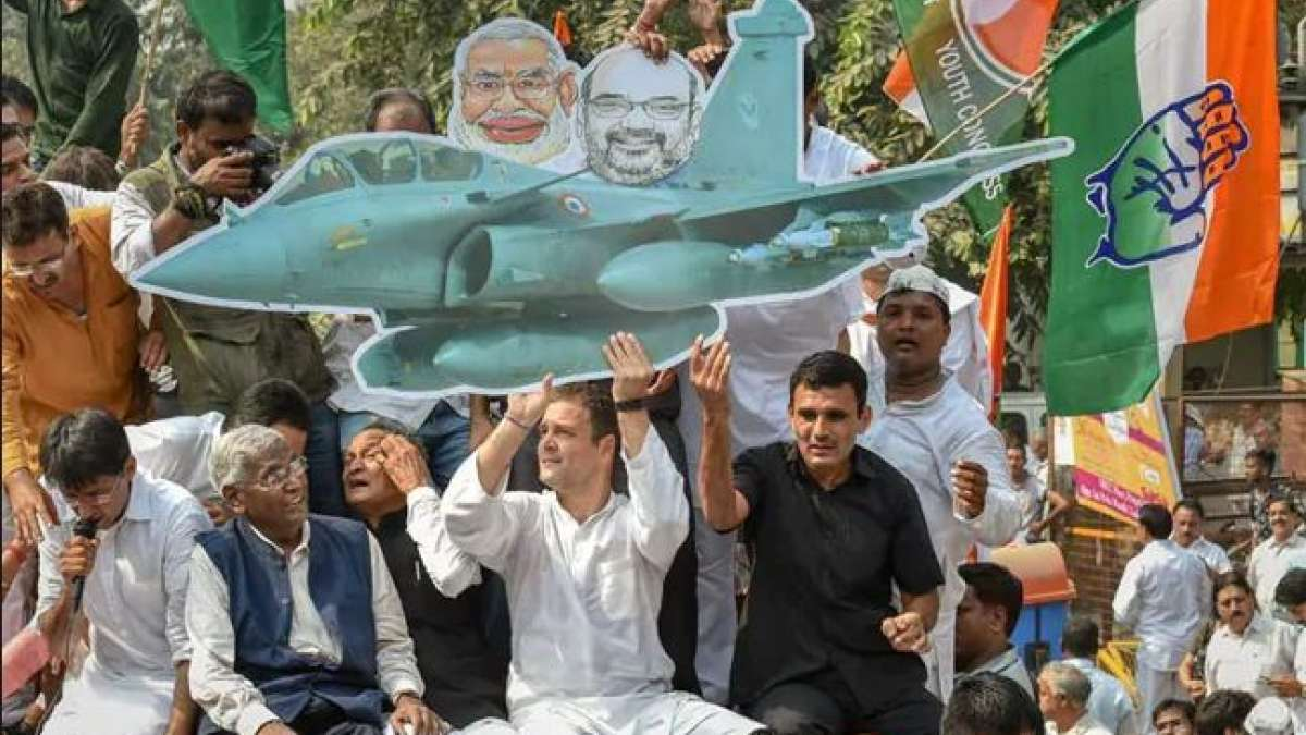 """""""Chowkidar is chor, Hence Proved"""": Rahul Gandhi's fresh attack on PM over Rafale deal"""