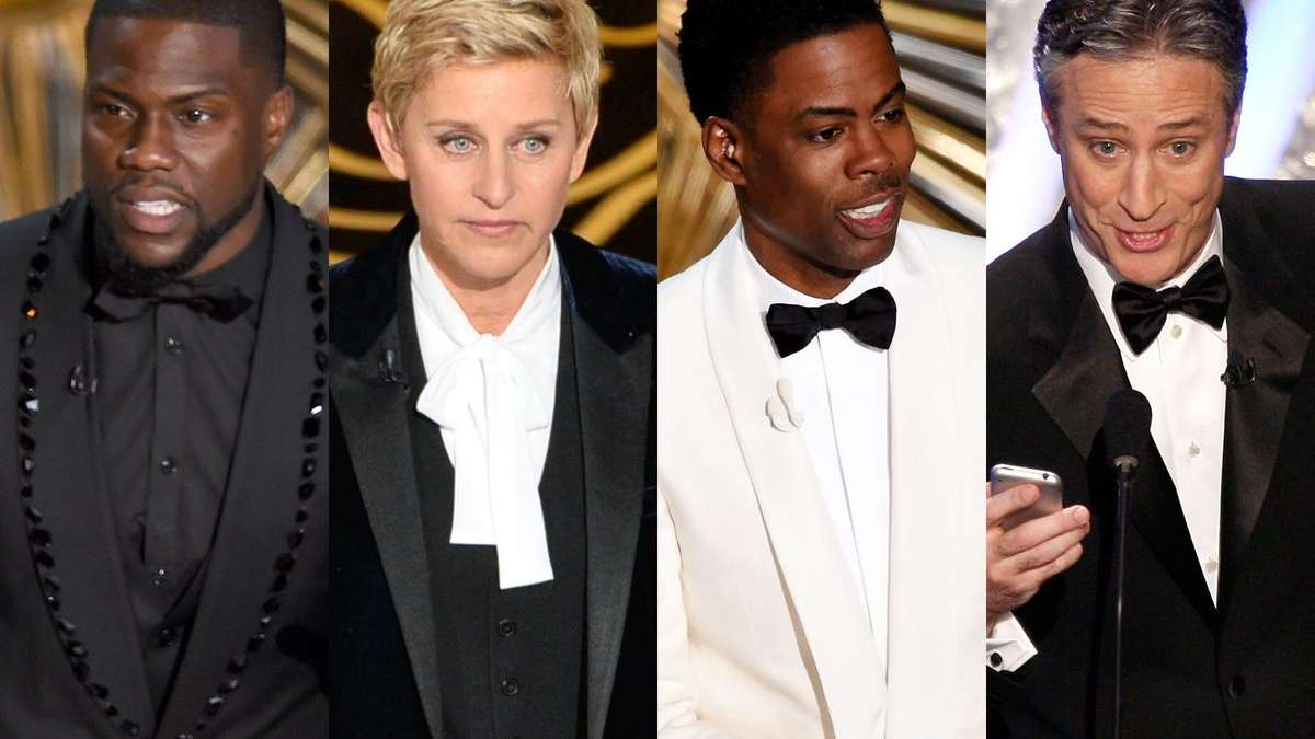 Confirmed! No host for Oscars 2019