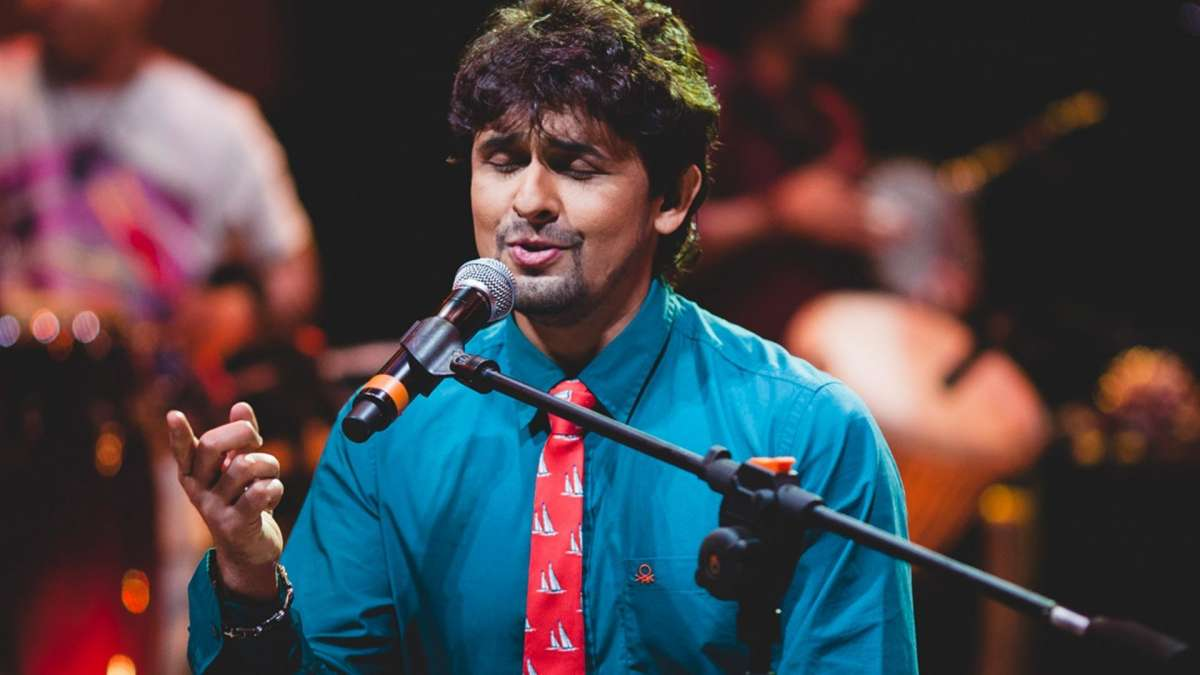 Sonu Nigam shares infectious picture to alarm caution