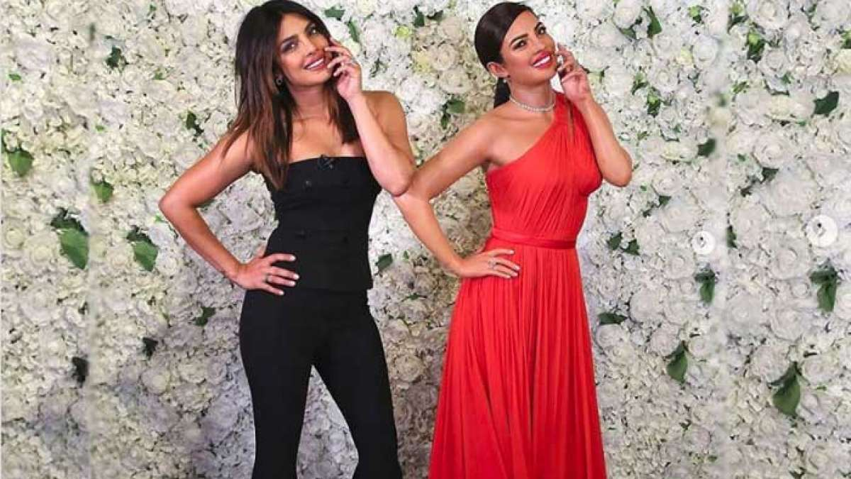 Priyanka Chopra gets a wax statue in Madame Tussauds in New York - Watch her reaction