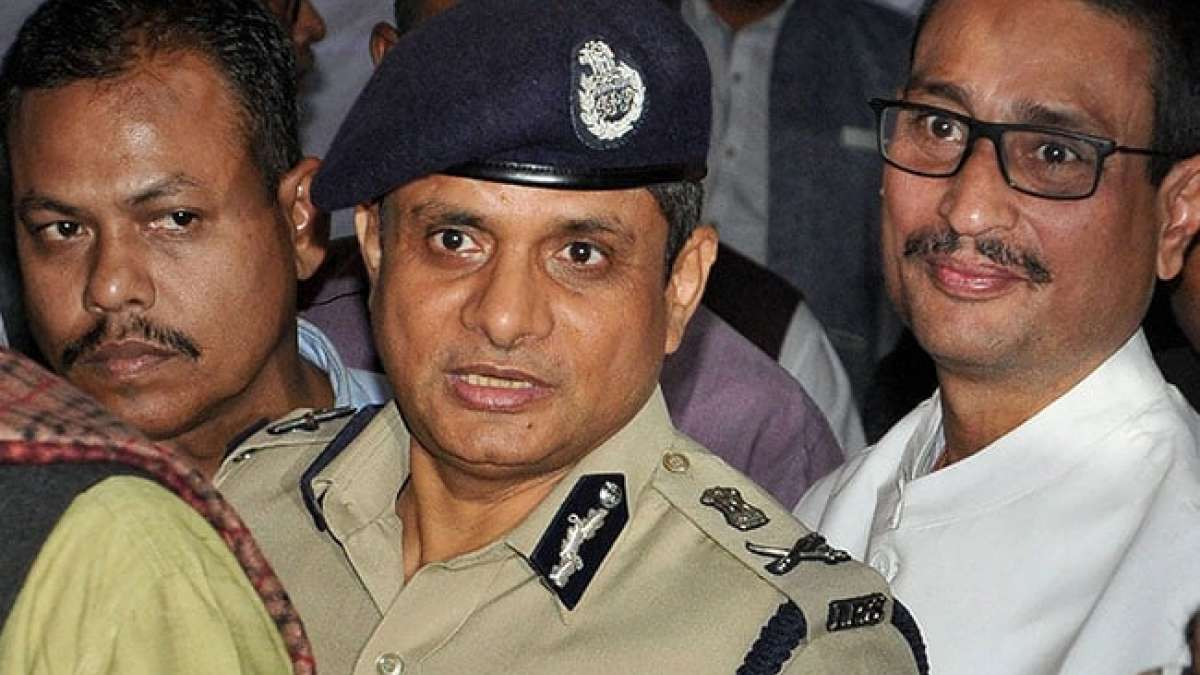 Kolkata Police Commissioner Rajeev Kumar to be questioned in Shillong today