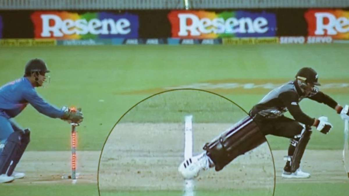 Watch: Dhoni stumps Tim Seifert in less than a second