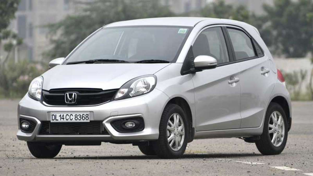 Honda discontinues Brio hatchback in India, makes Amaze entry-level car