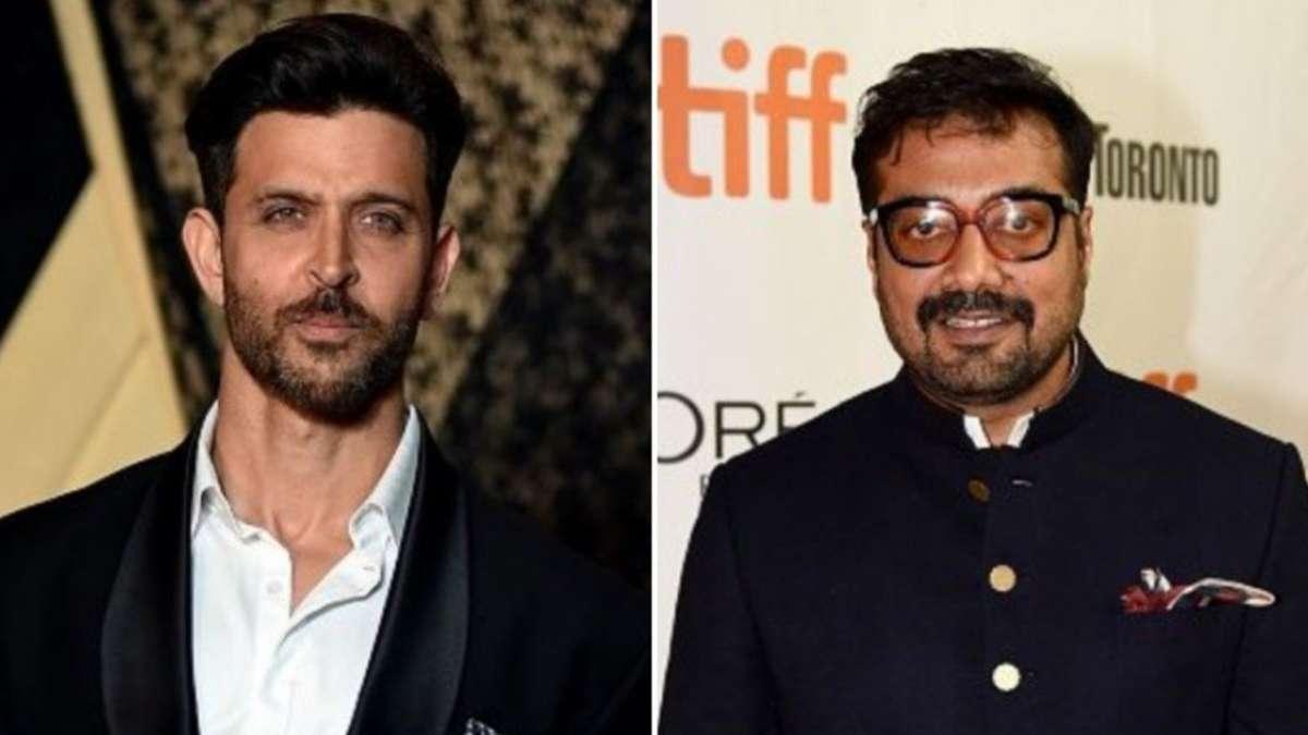 Anurag Kashyap roped in for Hrithik Roshan's 'Super 30' post-production