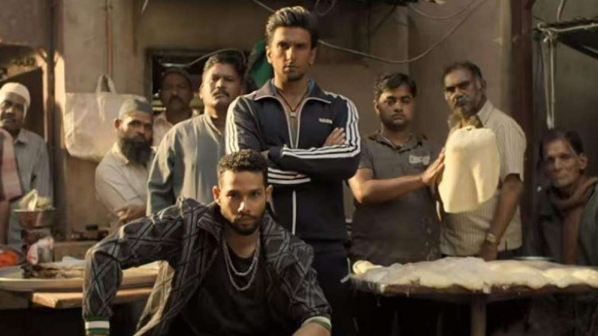 Azadi: Gully Boy new song released