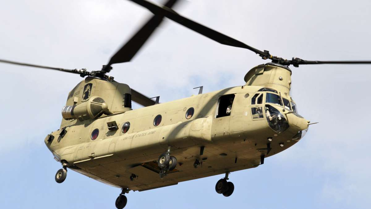 Chinook helicopters features and specifications; All you need to know