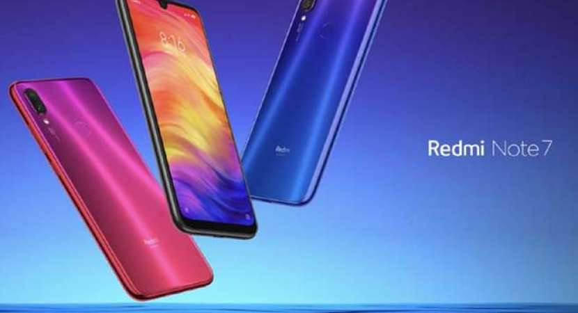 Redmi Note 7 (Representational image)
