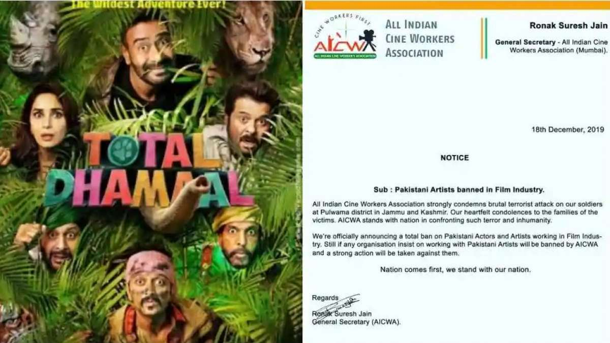 Pulwama attack: Film organisations ban Pakistani artists in India