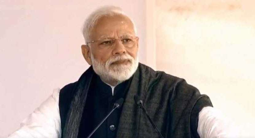 Government working to uplift all sections in Jharkhand: PM Modi