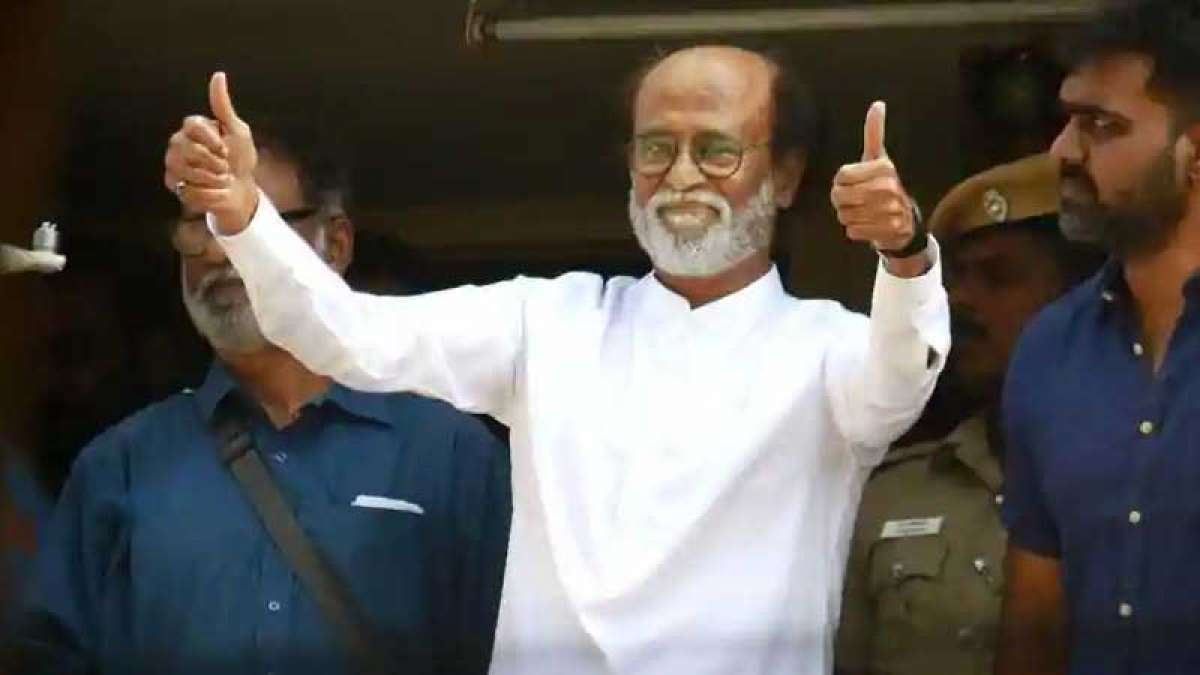 Rajinikanth not to enter politics this general election